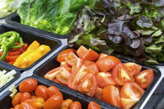 Salatbar Catering